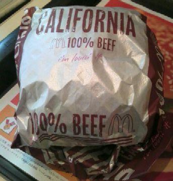 カリフォルニアバーガー01