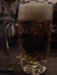 かなしげビール