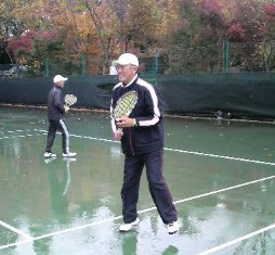 テニスバカその1