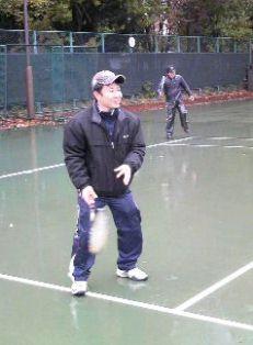 テニスバカその2