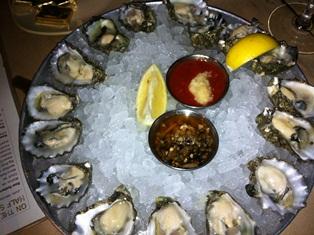 西海岸の牡蠣