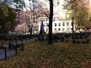 グラナリー墓地
