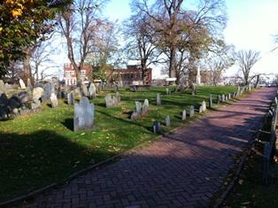 コップスヒル墓地