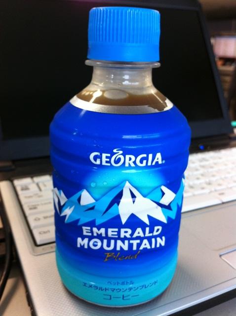 エメマンのペットボトル