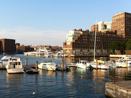 ボストンハーバーその2