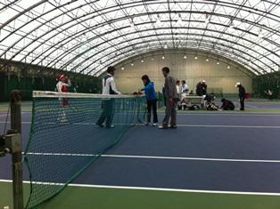 2012忘年テニス大会
